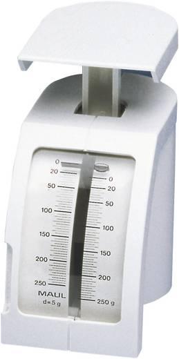 Federwaage Maul Feder-Briefwaage Wägebereich (max.) 250 g Ablesbarkeit 2 g Weiß