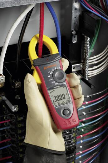 Stromzange, Hand-Multimeter digital Beha Amprobe ACD-53NAV Kalibriert nach: Werksstandard (ohne Zertifikat) CAT III 100