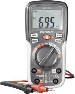 Multimètre numérique VC-110 Etalonné selon ISO VOLTCRAFT VC-110 VC110