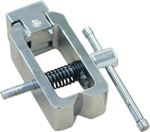 Sauter Spitzklammer AC01 Klammeraufsatz für Kraftmessgeräte und Kraftprüfstände, für Zug- und Reißtests bis 500 N