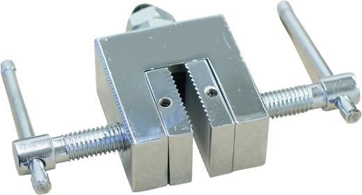 Sauter Backenklammer AC12 Klammeraufsatz für Kraftmessgeräte und Kraftprüfstände, für Zug- und Reißtests bis 5000 N