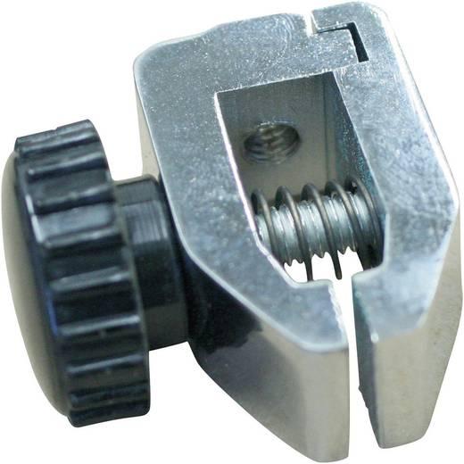 Sauter Kleinklammer AC 14 Klammeraufsatz für Kraftmessgeräte und Kraftprüfstände, für Zug- und Reißtests bis 500 N