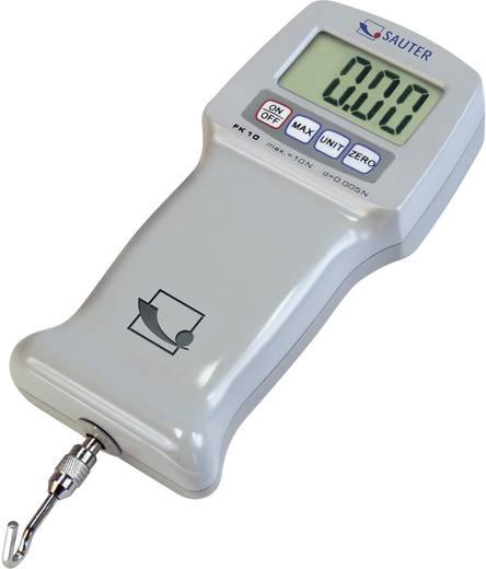 Sauter FK 10. Kraftmessgerät, Newton-Meter 10 N - ISO kalibriert