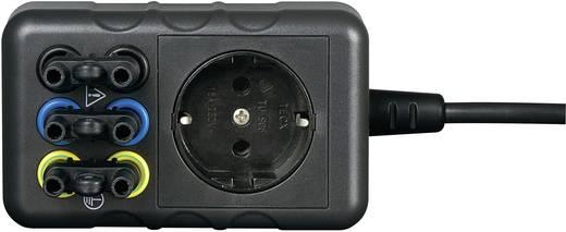 Messadapter berührungssicher VOLTCRAFT SMA-10 Schwarz