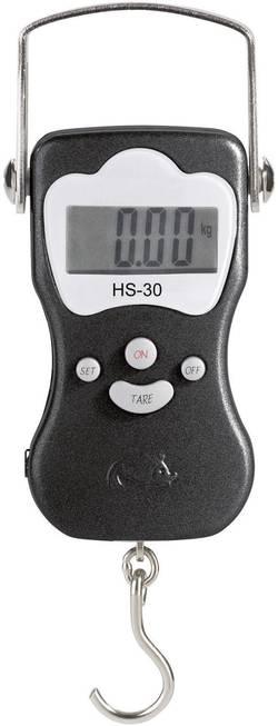Závěsná váha VOLTCRAFT HS-30 max. váživost 30 kg rozlišení 20 g