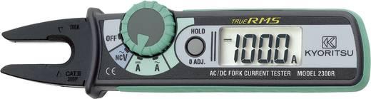 Hand-Multimeter, Stromzange digital Kyoritsu KEW 2300R Kalibriert nach: DAkkS CAT III 300 V Anzeige (Counts): 1049