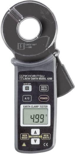 Erdungsmessgerät Kyoritsu KEW 4200 Kalibriert nach Werksstandard