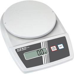 Stolní váha Kern EMB 500-1, max. 500 g, 9 V/DC, bílá