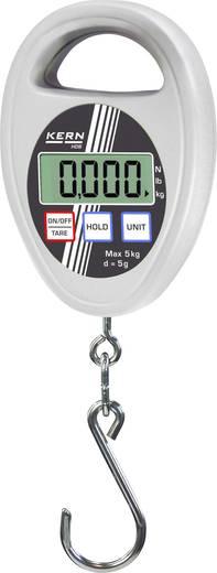 Kern Hängewaage Wägebereich (max.) 5 kg Ablesbarkeit 5 g Kalibriert nach ISO