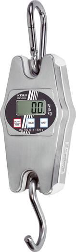 Hängewaage Kern Wägebereich (max.) 200 kg Ablesbarkeit 500 g Kalibriert nach ISO