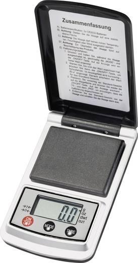 Taschenwaage VOLTCRAFT PS-200B Wägebereich (max.) 200 g Ablesbarkeit 0.1 g batteriebetrieben