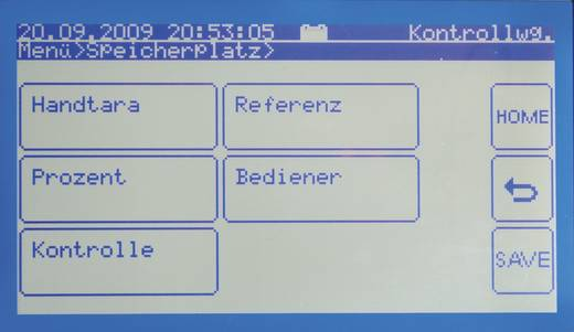 Tischwaage Kern 124235 Wägebereich (max.) 65.1 kg Ablesbarkeit 0.2 g netzbetrieben, batteriebetrieben, akkubetrieben