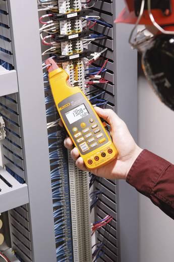 Stromzange, Hand-Multimeter digital Fluke 773 Kalibriert nach: Werksstandard Prozess-Stromausgabe CAT II 300 V Anzeige (