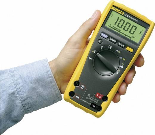 Hand-Multimeter digital Fluke 77-4/EUR Kalibriert nach: Werksstandard (ohne Zertifikat) CAT III 1000 V, CAT IV 600 V An
