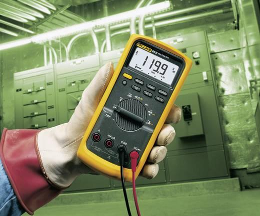 Fluke 83V/EUR Hand-Multimeter digital Kalibriert nach: DAkkS CAT III 1000 V, CAT IV 600 V Anzeige (Counts): 6000