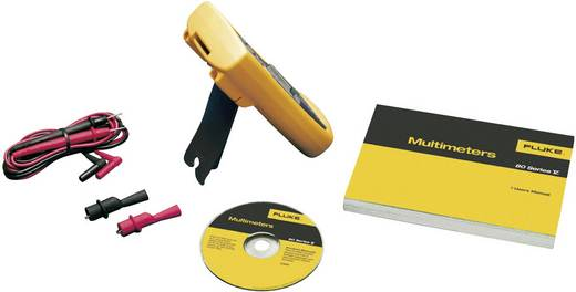 Hand-Multimeter digital Fluke 83V/EUR Kalibriert nach: Werksstandard CAT III 1000 V, CAT IV 600 V Anzeige (Counts): 6000
