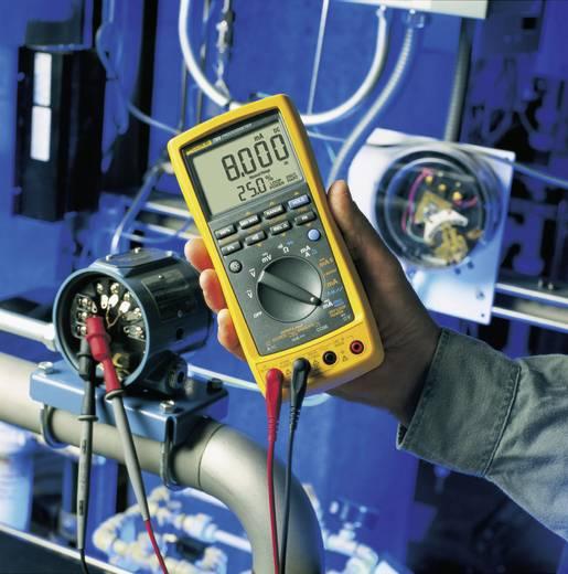 Fluke 789/EUR Hand-Multimeter digital Kalibriert nach: ISO Prozess-Stromausgabe CAT III 1000 V, CAT IV 600 V Anzeige (Co