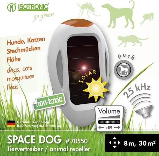 Tiervertreiber Multifrequenz Isotronic Space Dog Wirkungsbereich 30 m² 1 St.