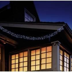 Vonkajší vianočné reťaz Polarlite PLC-06-003, do siete 480 LED, studená biela, 850 cm