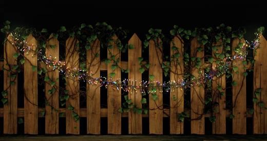 Büschellichterkette Außen netzbetrieben 480 LED RGB Beleuchtete Länge: 3 m Polarlite PLC-05-003