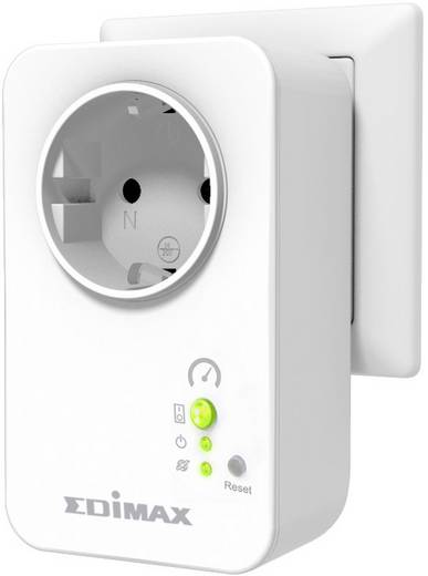 Funk-Schalt- und Messsteckdose Innenbereich EDIMAX Smart Plug SP-2101W V2