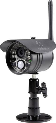 funk berwachungskamera set 4 kanal mit 1 kamera 2 4 ghz renkforce 1243795 kaufen. Black Bedroom Furniture Sets. Home Design Ideas