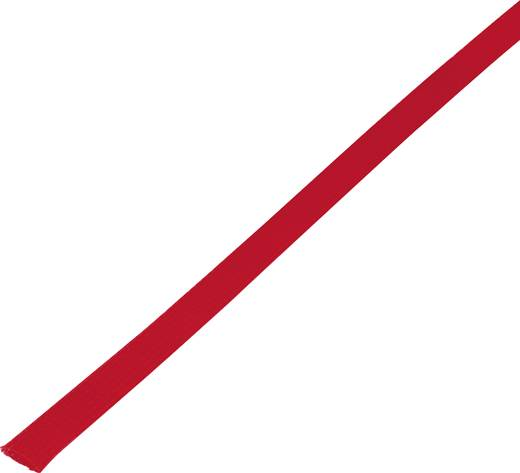 Geflechtschlauch Rot PET 15 bis 27 mm Conrad Components 1243810 CBBOX1527-RD 10 m