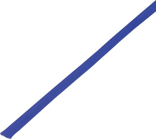 Geflechtschlauch Blau PET 6 bis 12 mm Conrad Components 1243817 CBBOX0612-BL 10 m