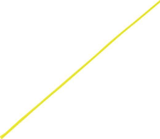 Geflechtschlauch Gelb PET 4 bis 8 mm Conrad Components 1243826 CBBOX0408-YL 10 m