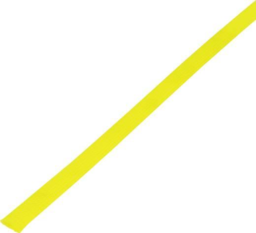 Geflechtschlauch Gelb PET 15 bis 27 mm Conrad Components 1243832 CBBOX1527-YL 10 m