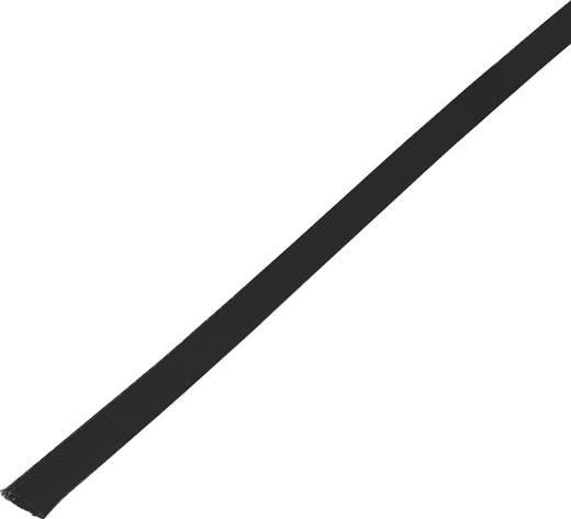 Geflechtschlauch Schwarz PET 15 bis 27 mm Conrad Components 1243887 CBBOX1527-BK 10 m
