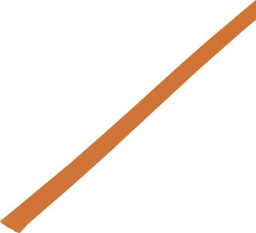 Conrad Components 1243902 CBBOX1527-OR Geflechtschlauch Orange PET 15 bis 27 mm 10 m