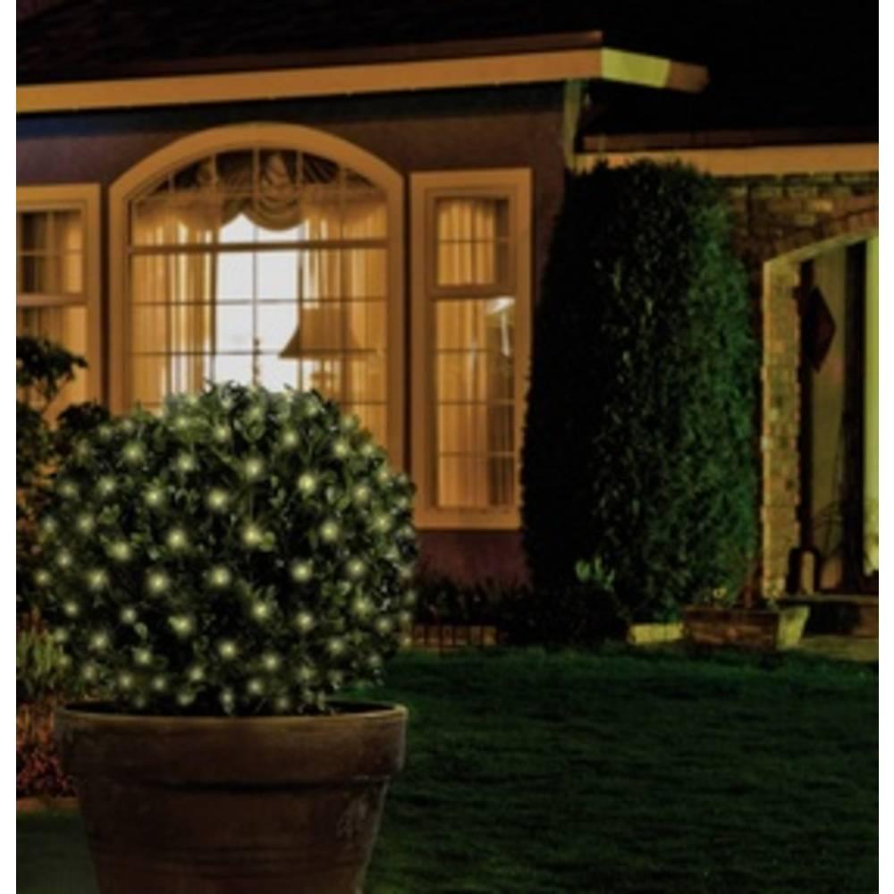 Rete luminosa esterno 230 v 50 hz 96 led bianco caldo l x for Esterno frigorifero caldo