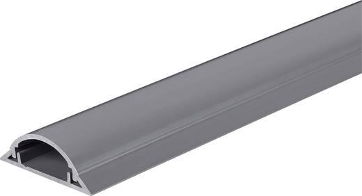 Kabelbrücke PVC Grau Anzahl Kanäle: 1 1000 mm Conrad Components Inhalt: 1 St.