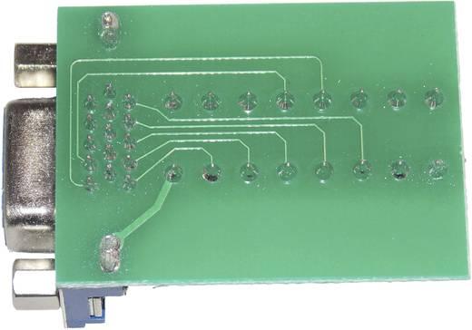 VGA-Steckverbinder Buchse, Einbau vertikal Polzahl: 15 Silber Conrad Components VGA15F-16TB-2 1 St.