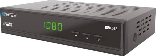 HD-SAT-Receiver Opticum XS65 Kartenleser, Aufnahmefunktion Anzahl Tuner: 1