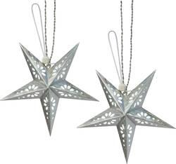 Guirlande lumineuse à motifs pour l'intérieur Polarlite LBA-02-002 Ampoule LED blanc froid étoiles 1 pc(s)