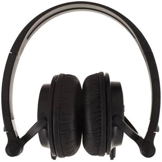 Kopfhörer Superlux HD 572 On Ear Schwarz