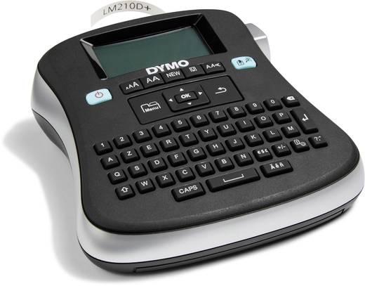 DYMO 210D / FR-BE-CH Beschriftungsgerät Geeignet für Schriftband: D1 6 mm, 9 mm, 12 mm