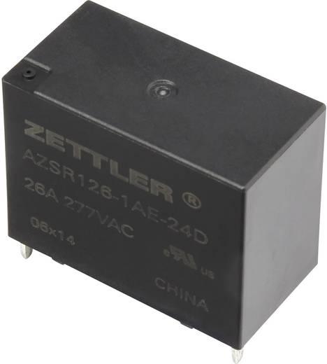 Printrelais 24 V/DC 31 A 1 Schließer Zettler Electronics AZSR126-1AE-24D 1 St.