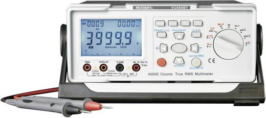 Tisch-Multimeter digital VOLTCRAFT VC650BT Kalibriert nach: DAkkS CAT II 600 V Anzeige (Counts): 40000