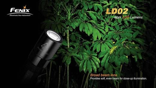 LED Mini-Taschenlampe Fenix LD02 batteriebetrieben 100 lm 14.5 h 16 g