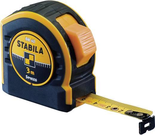Maßband 5 m Stahl Stabila BM 40 17740