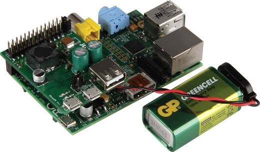 Entfernungsmesser raspberry pi: heimautomation mit raspberry pi 2