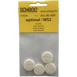 Image of Schego 854 Ersatz-Filter-Filz 4er Set