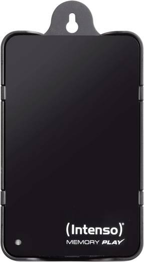 Externe Festplatte 6.35 cm (2.5 Zoll) 500 GB Intenso Memory Play Schwarz USB 3.0