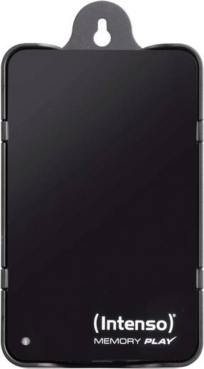 Intenso Memory Play Externe Festplatte 6.35 cm (2.5 Zoll) 1 TB Schwarz USB 3.0