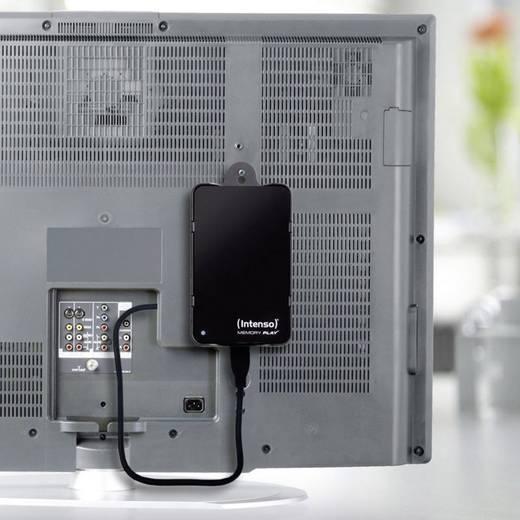 Intenso Memory Play Externe Festplatte 6.35 cm (2.5 Zoll) 500 GB Schwarz USB 3.0