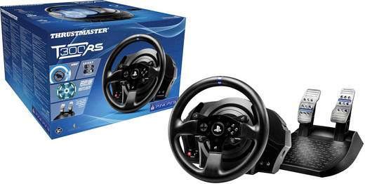 Thrustmaster T300 RS Racing Wheel Lenkrad PlayStation 4, PlayStation 3, PC Schwarz