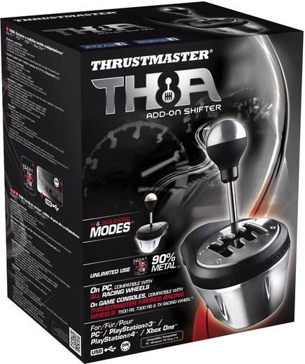 Gangschaltung Thrustmaster TX Racing Wheel TH8A Shifter AddOn PlayStation 3, PlayStation 4, PC, Xbox One Schwarz-Chrom
